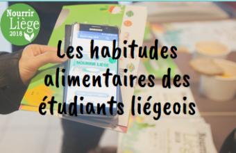 Alimentation : un quart des étudiants liégeois déclare avoir un régime particulier