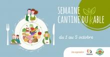 """Semaine """"Cantine Durable"""": des établissements de Liège s'impliquent!"""