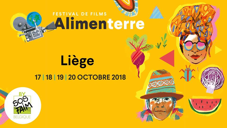 Rendez-vous en octobre pour le Festival Alimenterre 2018 (films documentaires)