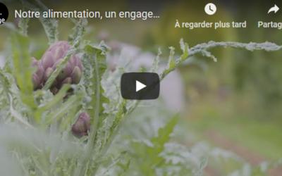 """""""Notre alimentation, un engagement citoyen"""" promu par le Plan de Cohésion Social de la Ville de Liège"""