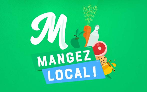Mangez Local! : une application qui met en lien producteurs et consommateurs