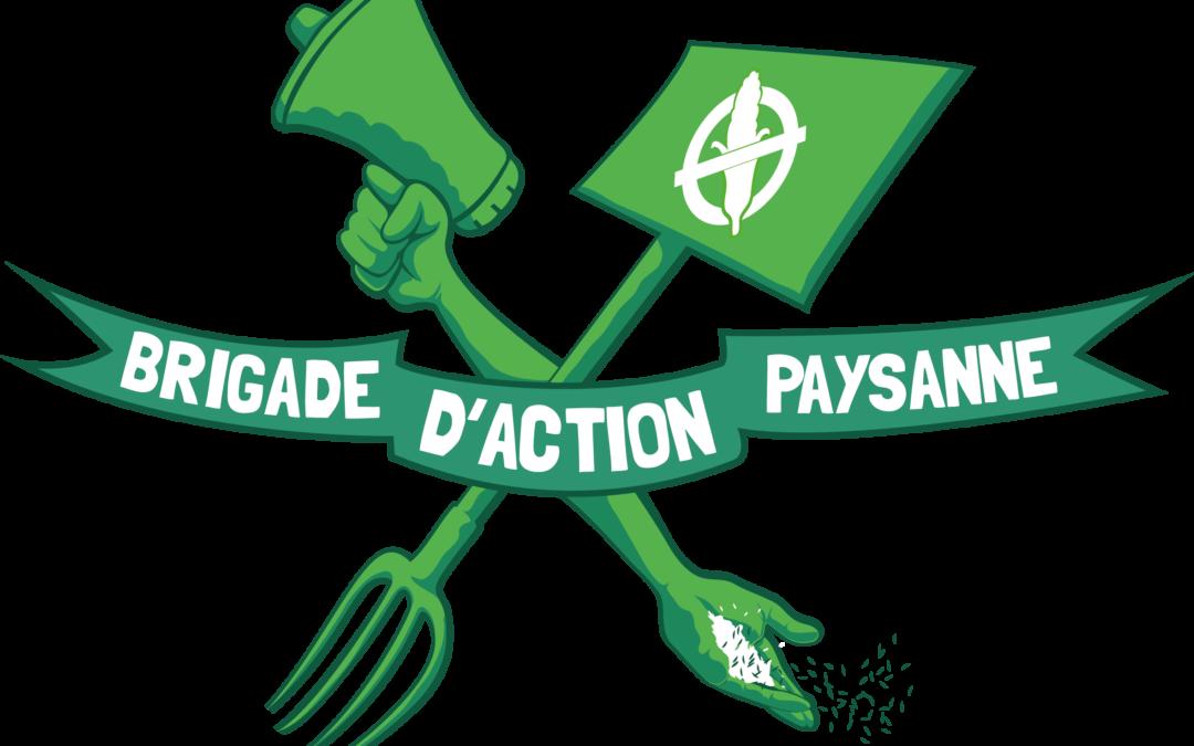 Rejoignez les Brigades D'Actions Paysannes pour des chantiers participatifs