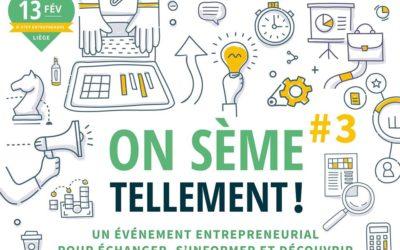 Un événement pour faciliter les projets entrepreneuriaux, en particulier alimentaires