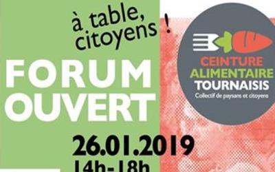 Une nouvelle ceinture alimentaire se structure à Tournai