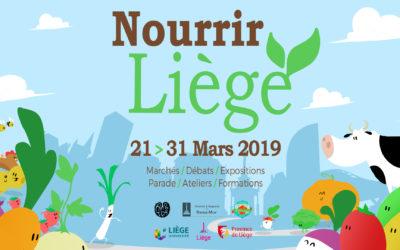 Festival Nourrir Liège: la transition alimentaire pour tous!