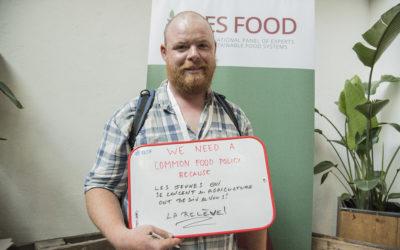 Vers une Politique Alimentaire Commune pour l'Union Européenne #IPESFood