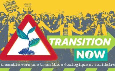 Participez à un événement pour accélérer la transition écologique et solidaire.