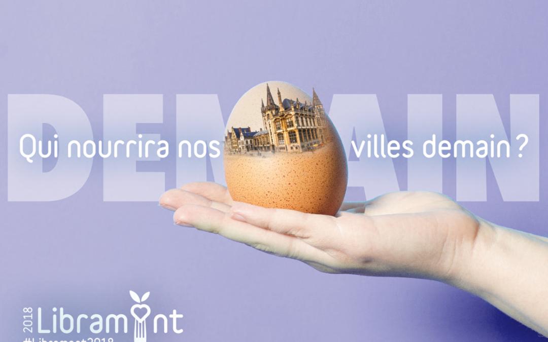 «Qui nourrira nos villes de demain?» : retour sur la thématique de Libramont 2018