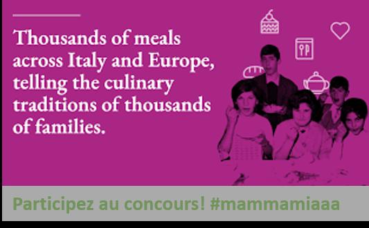 Recréer du lien social autour d'un repas: participez au projet Mammamiaaa!