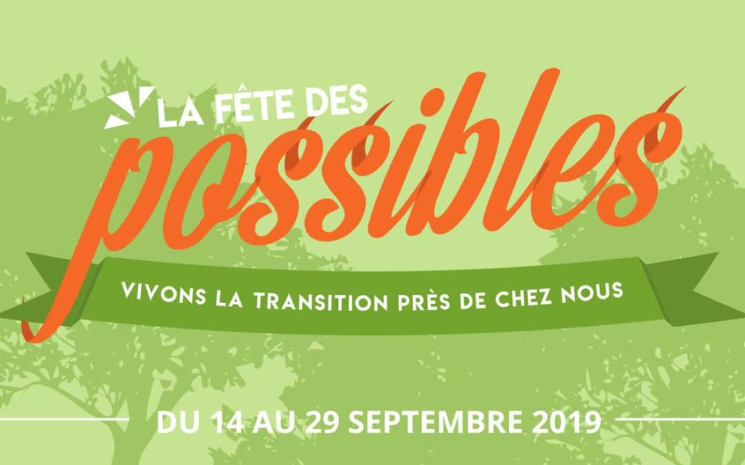 Fête des Possibles : inscrivez un événement de transition alimentaire!