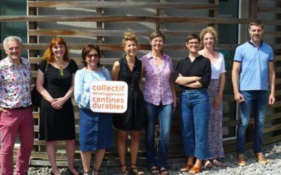 Le Collectif Développement Cantines Durable est à la recherche de financements