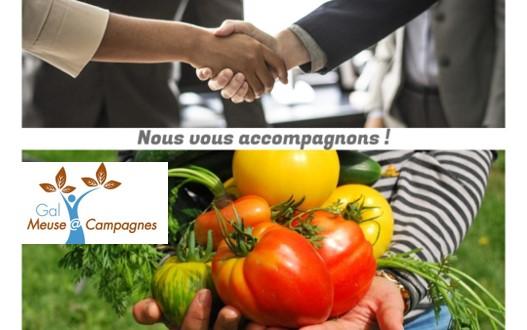 Appels à Projet Produits Locaux et Circuits Courts du Gal Meuse@Campagnes