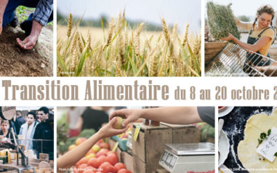 Huy lance son Festival de la Transition Alimentaire 8/09