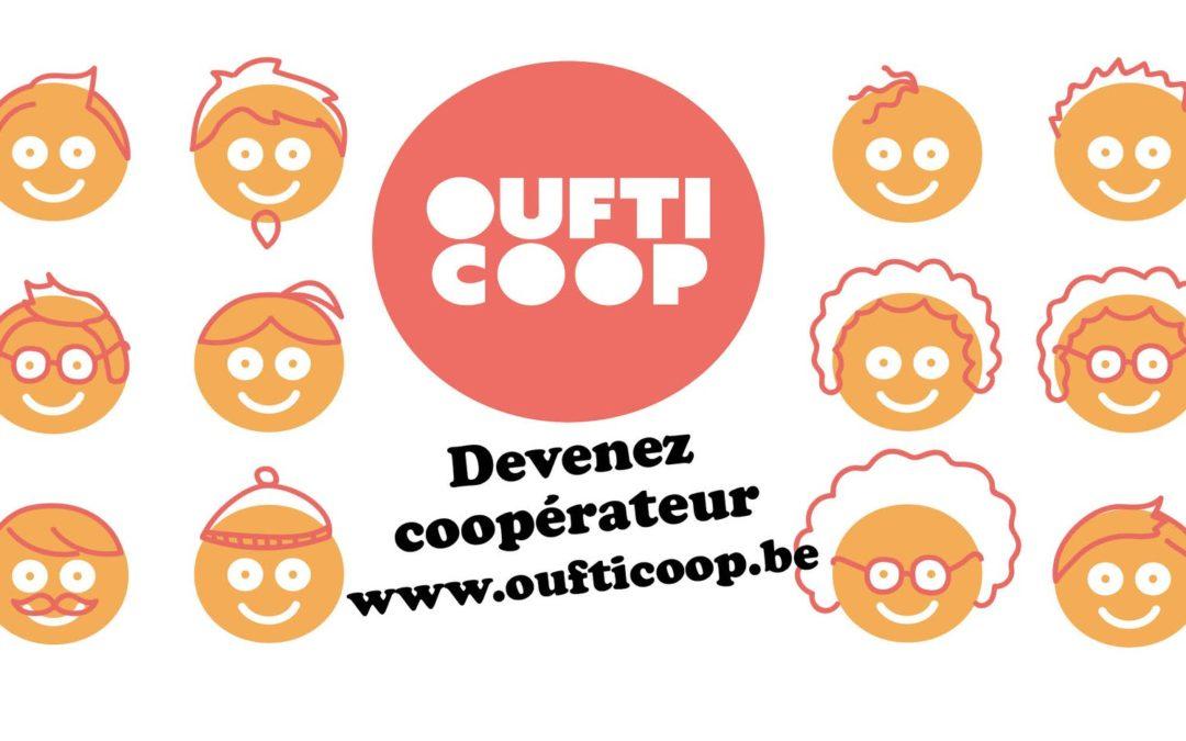 Appel à coopérateurs pour rejoindre Oufticoop,  magasin collaboratif à Liège