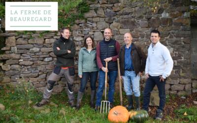 Ferme de Beauregard: une nouvelle coopérative en région liégeoise
