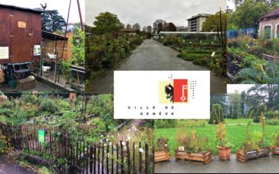 Nourrir La Ville: l'exemple de Genève