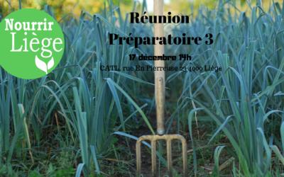 Festival Nourrir Liège 2020 : rendez-vous des partenaires 17/12
