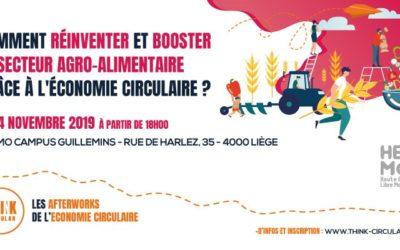 Economie circulaire : comment réinventer l' agroalimentaire? 14/11