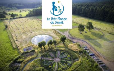 Coopérative post-pétrole à Theux: Le Petit Monde de Desnié