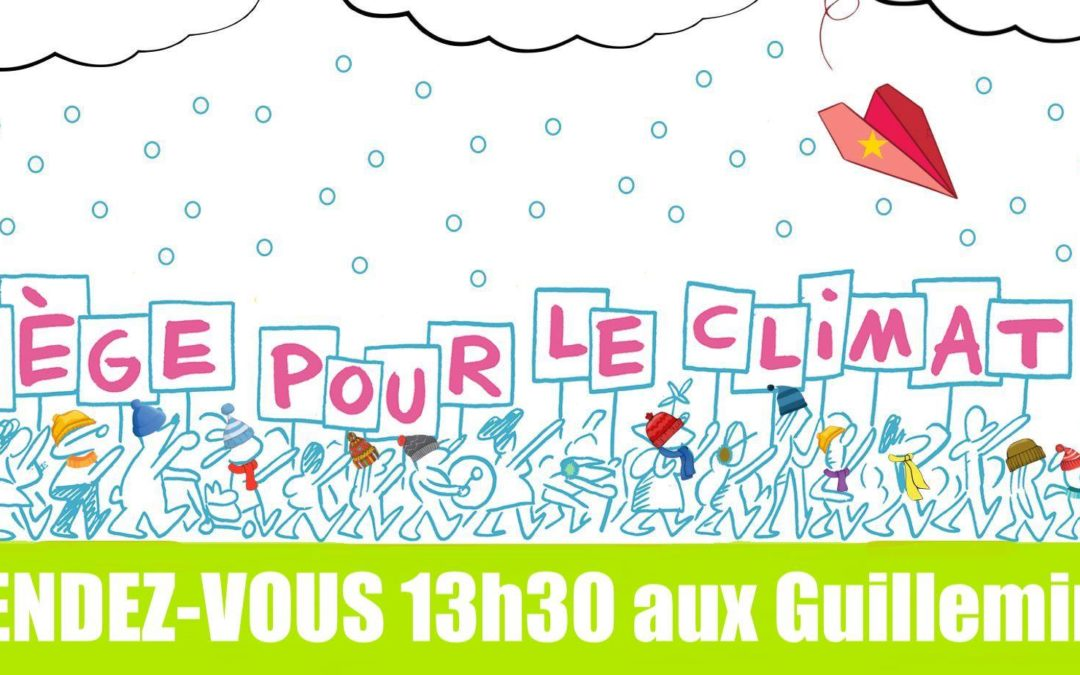 Liège pour le climat : on marche pour une alimentation durable 8/12