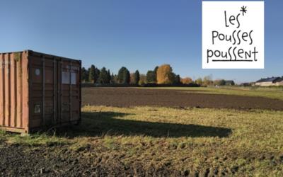 Les Pousses Poussent : naissance d'un projet emblématique à Liège