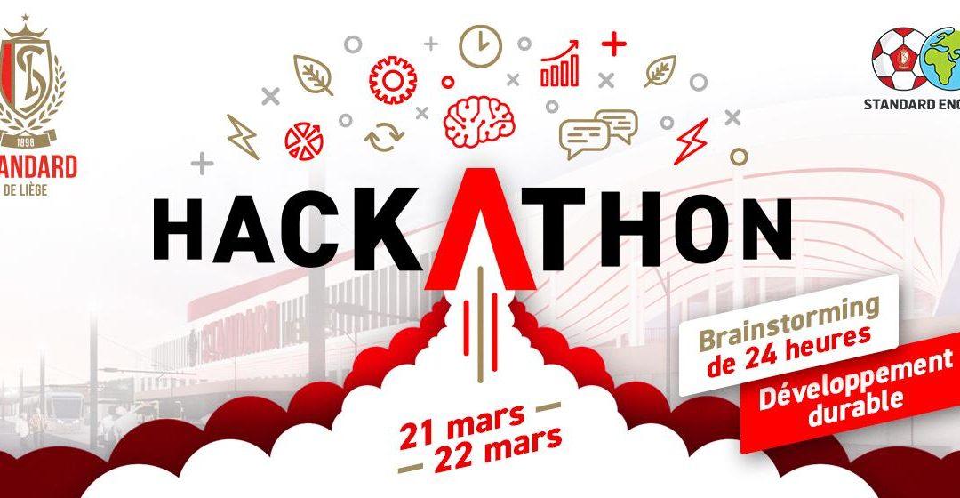 Participez au hackathon du standard de Liège pour une alimentation durable !