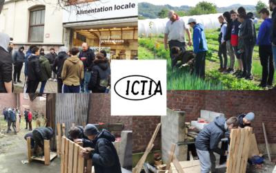 École Ictia : une immersion dans l'alimentation durable