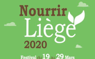 Nourrir Liege 2020 : à vos agendas !