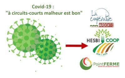 Covid-19 : «à circuits-courts malheur est bon» – Le boom des coopératives de distribution alimentaire liégeoises