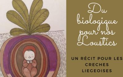 La cantine idéale pour les crèches liégeoises : un récit utopique  ? Pas tant que ça…