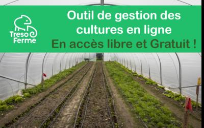 Tresoferme: outil gratuit de gestion simplifié en ligne pour le secteur agricole