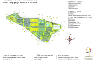 Un site de production à Vivegnis pour la coopérative De La Terre à L'Assiette