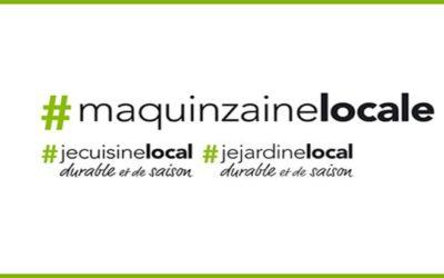 Ma Quinzaine Locale : inscrivez une activité !