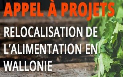 Appel à projets : soutenir la relocalisation de l'alimentation en Wallonie