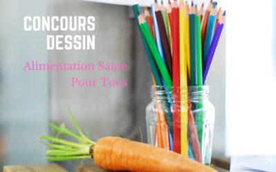 Concours «Dessine une alimentation Saine et locale» pour les jeunes liégeois.es