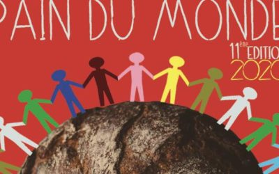 L'Aquilone vous invite à la 11ème édition de «Pain du Monde» à Liège le 27/09