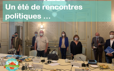 Défense des petits producteurs : un été 2020 de rencontres politiques pour la CATL