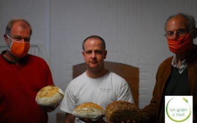 Un Grain C'Tout : un projet citoyen inspirant de filière pain à Ramillies (Brabant Wallon)