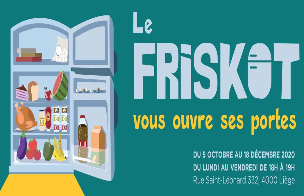 Soutenez le Friskot des étudiant.es liégeois.es solidaires