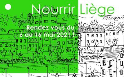 Nourrir Liège : un festival de la transition alimentaire «flexible» en mai 2021