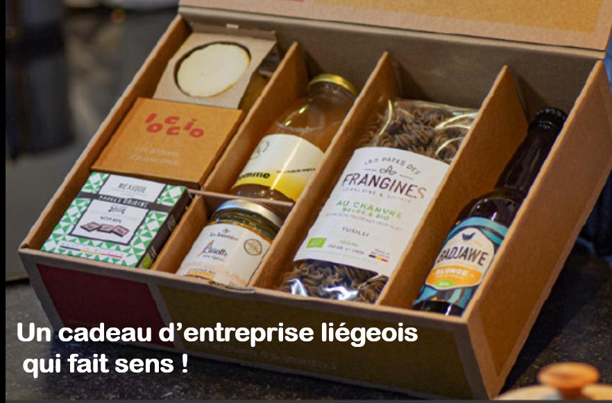 Un cadeau d'entreprise local et durable : Loccio fait sens