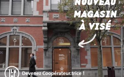 Nouveau magasin à Visé et appel à l'épargne pour la coopérative liégeoise Les Petits Producteurs