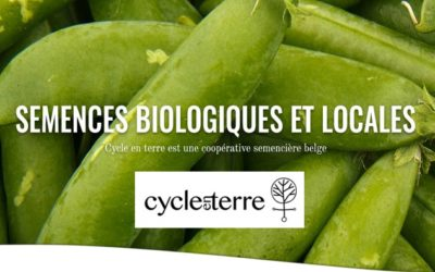 Cycle en Terre : devenez coopérateur.trice d'un projet de semences potagères bio et locales