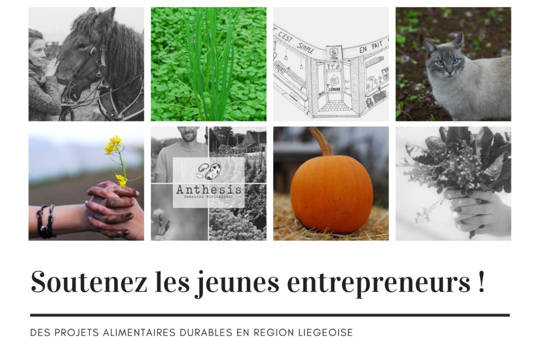 Financez des projets alimentaires durables en région liégeoise !
