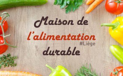 La région wallonne apporte son soutien à une future Maison de l'Alimentation Durable à Liège