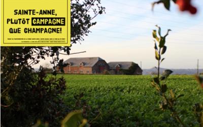 Ry-Ponet : une terre agricole en région liégeoise à défendre !