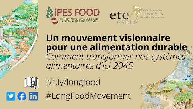 Lecture essentielle de l'été : le rapport d'IPES-Food sur la transformation (possible et/ou souhaitable) des systèmes alimentaires d'ici 2045