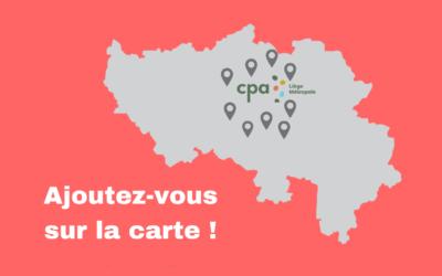 Vous êtes un acteur (économique, culturel, etc.) de l'alimentation dans l'arrondissement de Liège ? Inscrivez-vous !