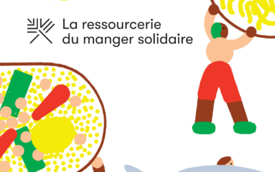 La Ressourcerie : un outil pour rendre l'alimentation de qualité accessible à toutes et tous – proposé par Rencontre des Continents et AiA