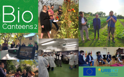 La Ville de Liège s'inscrit dans le projet européen Urbact BioCanteens pour un transfert de bonnes pratiques en matière d'alimentation à l'école